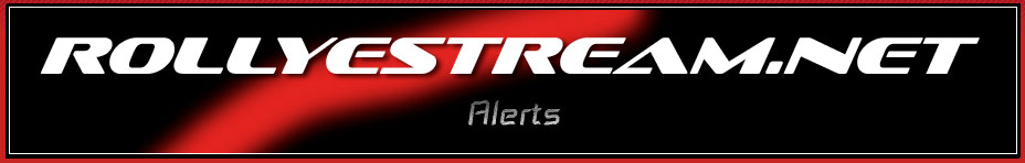 Alerts page banner